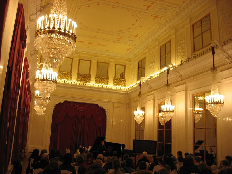 Концертный зал Шереметевского дворца (Петербург)